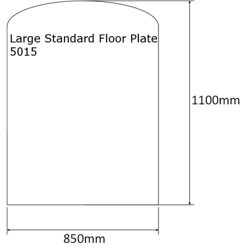 Picture of Steel Floor Plate 2mm