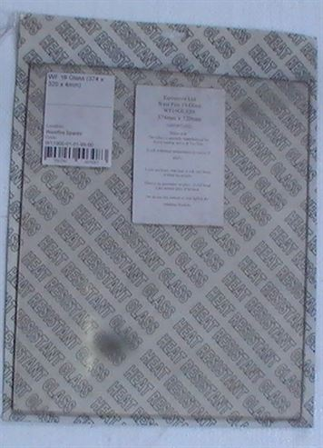 Picture of WF Series One MK1 Glass v1 250 X 240mm