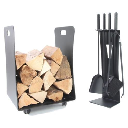 Picture for category Fire Side Sets, Log Stores, Sundries and Floor Plates