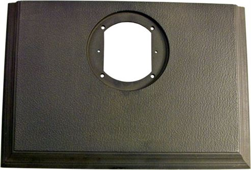 Picture of Harmony 13 Multifuel Stove Top Plate cast Blk