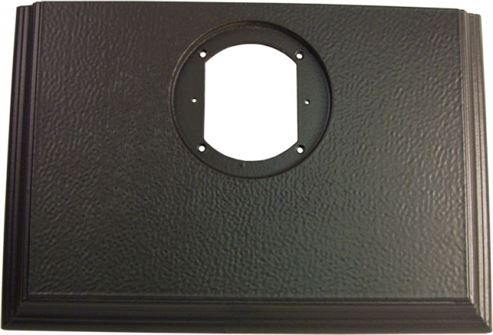 Picture of Stove Top Plate H23 Satin Black
