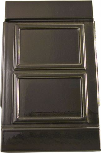 Picture of Multifuel Stove Side Panel L/R H23 - Green