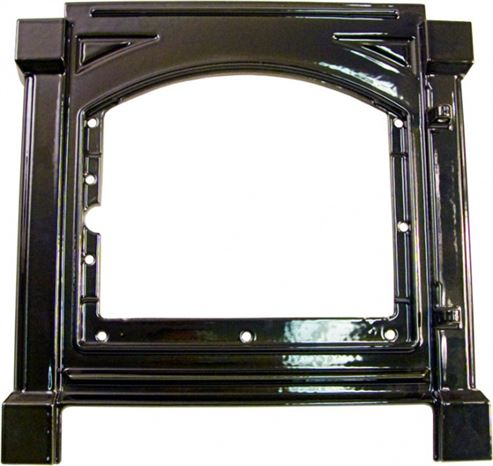 Picture of Multifuel Stove Front Panel H23 Green Enamel