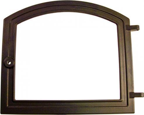 Picture of Stove Door Satin Black H23