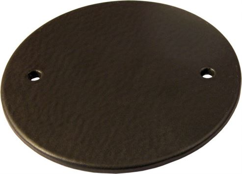 Picture of Flue Blanking Plate H43 Satin Black