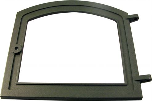 Picture of Stove Door Cast Black H10 H43