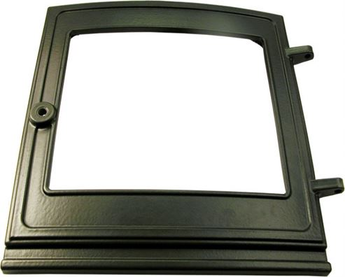 Picture of Furnace Door Satin Black S13