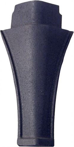 Picture of Stove Foot Cast Black S23