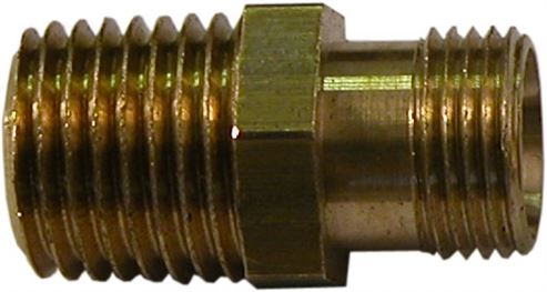 Picture of Brass Couplet Connection for Oil