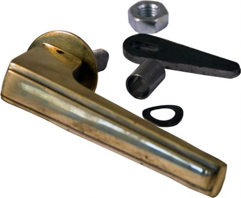 Picture of Brass Handle for Furnace Door of Harmony 2