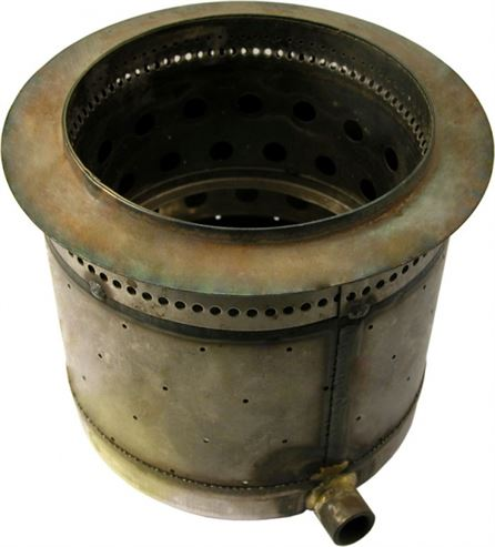 Picture of Harmony 3 Oil Burner Shell 10 inch MK1