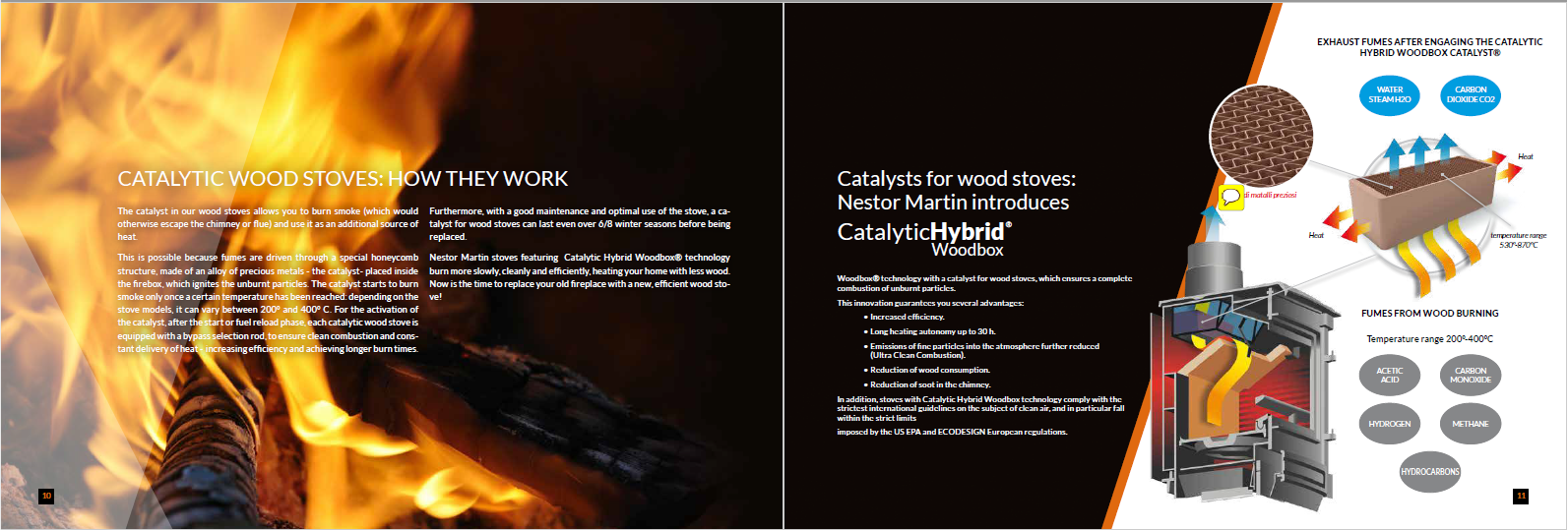 CatalyticHybrid Information