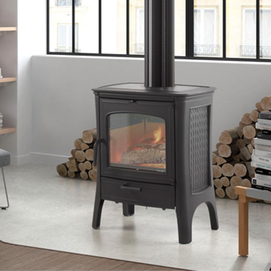 Hergom E20 Ecodesign Woodburning Stove