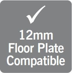 Suitable for 12mm Floorplate