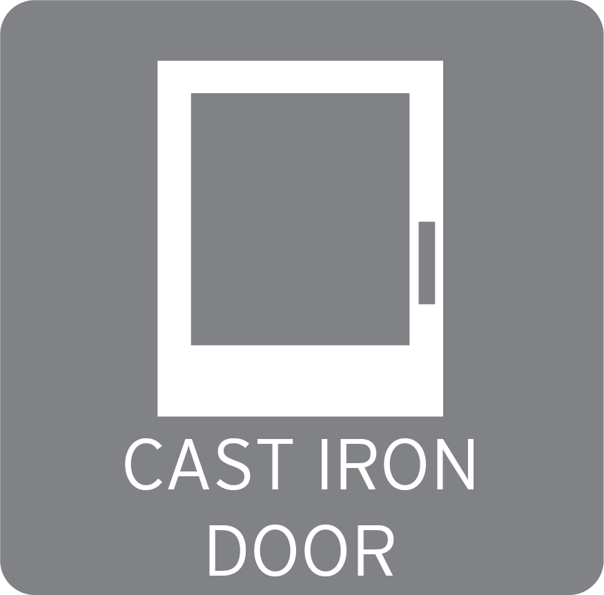 Cast Iron Door
