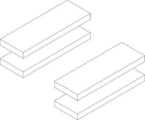 Picture of WFTwo Base Brick set