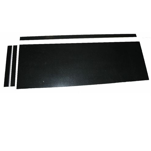 Picture of Black Granite Flat Hearth
