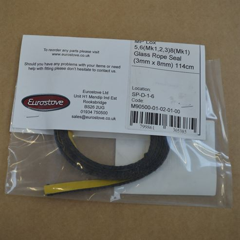 Picture of Loxton 8 mk1 Rope Seals