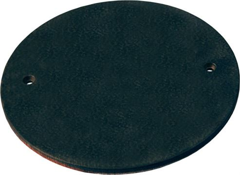 Picture of Blanking Plate H/S43 Cast Black