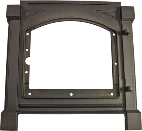Picture of Front Panel Cast Black H43