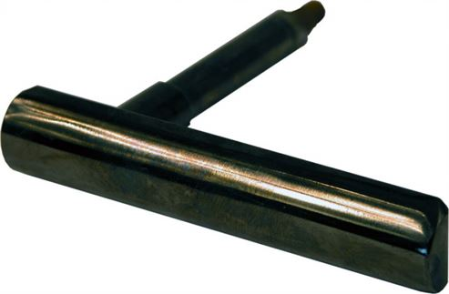 Picture of Stove Handle - Black Chrome S13