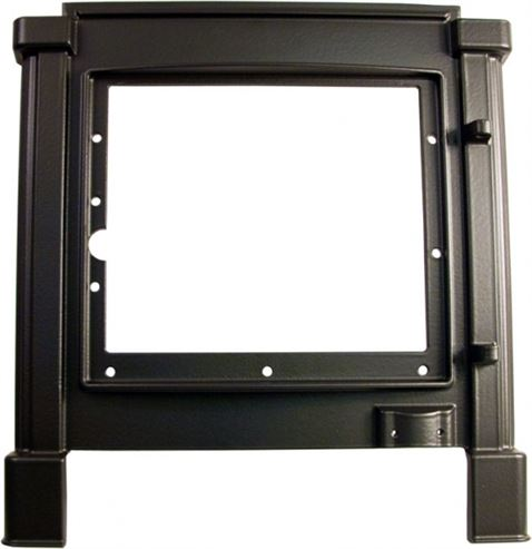Picture of Front Panel - Satin Black - S23