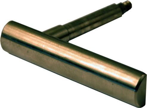 Picture of Nickel Stove Handle