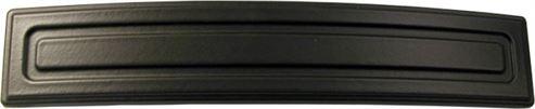 Picture of Lower Stove Door Satin Black - S23