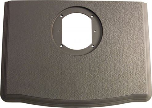 Picture of Top Plate Cast Black S33