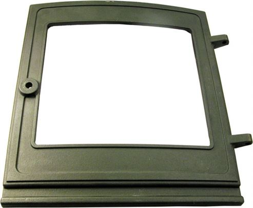 Picture of Furnace Door - Cast Black - S33