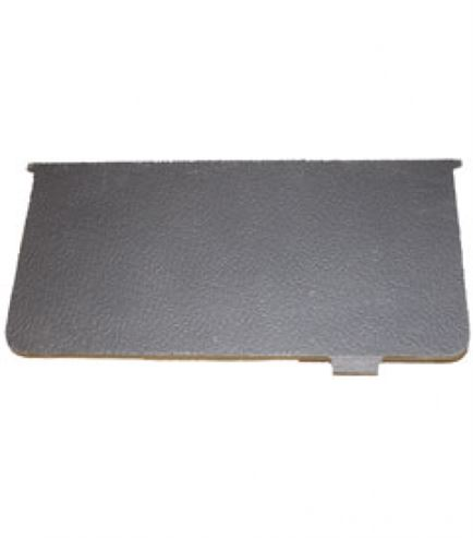 Picture of Cast Black Top Plate Lid H1 & H2 Oil/Gas