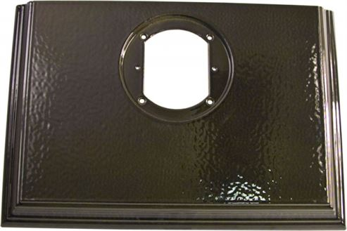 Picture of Harmony 1 Multifuel Stove Top Plate H1 M/F Green