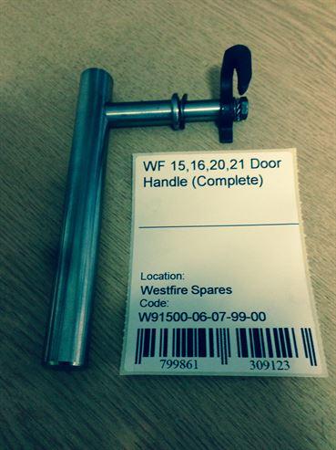 Picture of WF15,16,20 and 21 Door Handle