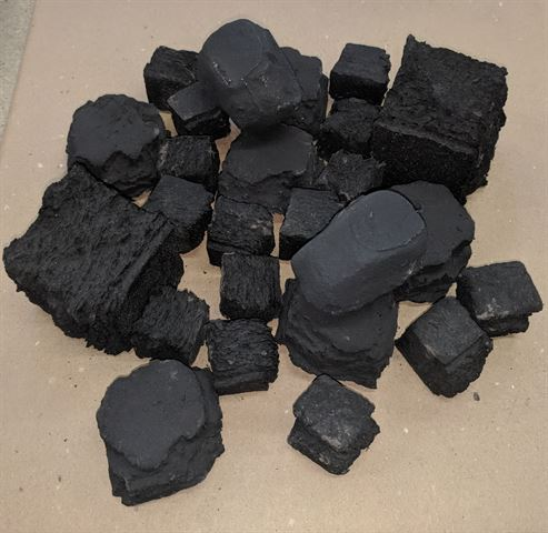 Picture of Coal Set Loose for Oil