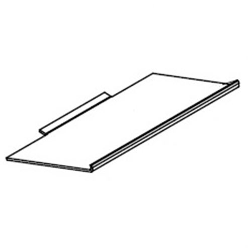 Picture of Steel Baffle Plate - Mendip 8 Mk.2
