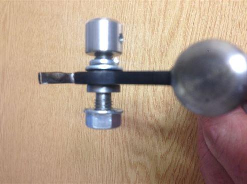 Picture of Door Handle Fixings - Mendip 5 & 8