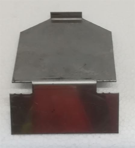 Picture of Harmony 13 Multifuel Stove Top Flue Winged Baffle Lower