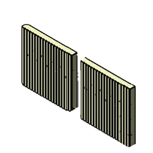 Picture of Lox, Ch, Woodland 5kW mk4  Rear  Pair Brick set