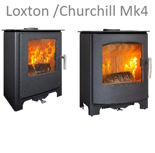 Picture for category LOXTON / CHURCHILL 5 MK4 - OCT 2018