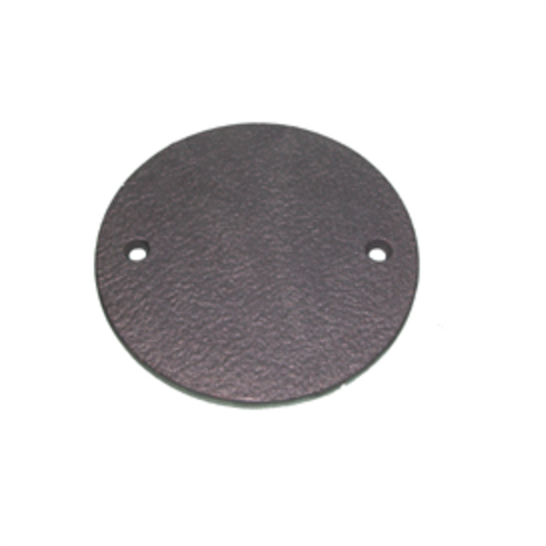Picture of Flue Blanking Plate Cast Black MF