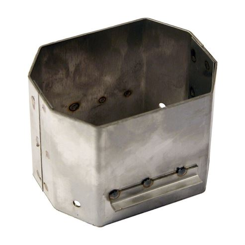 Picture of Multifuel Stove Top Flue Protection Collar