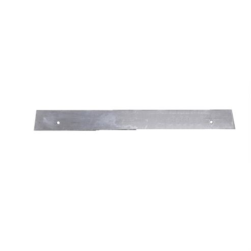 Picture of Stainless Seel Baffle Stop Plate H/S 23
