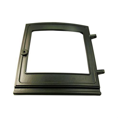Picture of Furnace Door - Satin Black - S33