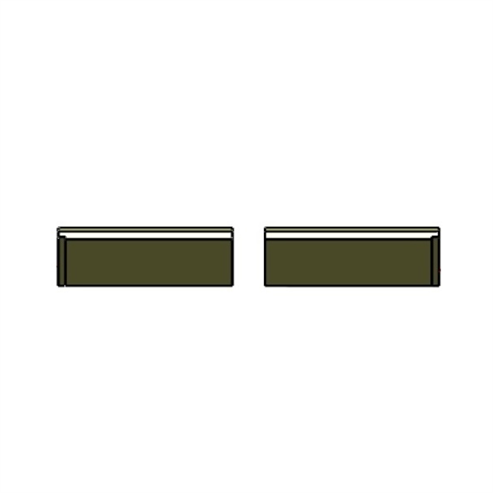 Picture of Christon 750 Baffle Brick Pair
