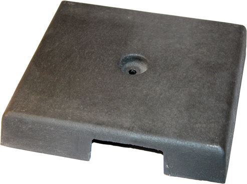 Picture of Harmony 3 Multifuel Stove Protection Plate Side Door
