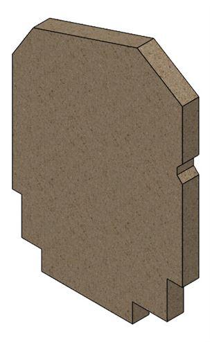 Picture of Vue Landscape Brick Side (Single)