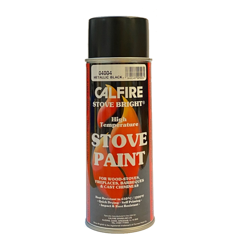 Picture of F2 Black Paint - 400ml