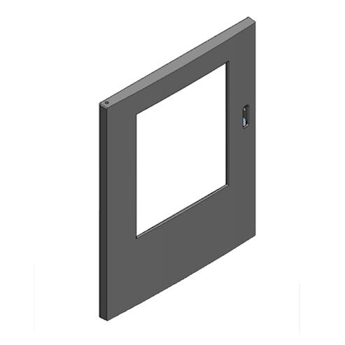 Picture of Loxton 3 Cast Iron Door (Door Only)