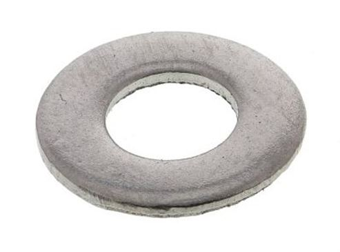 Picture of M6 Washers Plain BZP