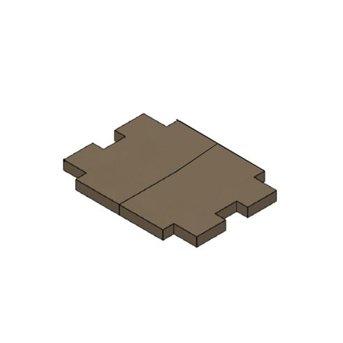 Picture of F2 Fires - Accona - Base Brick Set